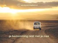 Voorwaardelijk vertrouwen - Je bestemming reist met je mee