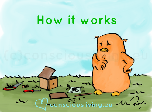How it works - www.consciousliving.eu