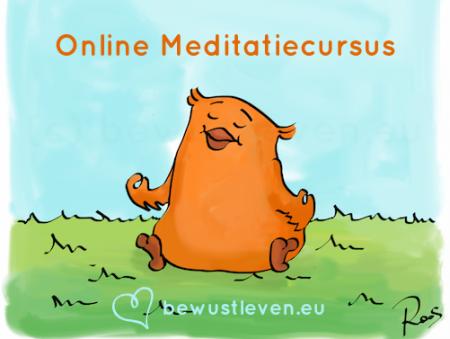 Online Meditatiecursus - bewustleven.eu