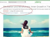 online meditatiecursus - waardering cursisten