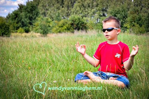 Leren mediteren op school