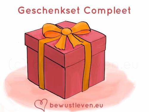 Geschenkset Compleet - bewustleven.eu