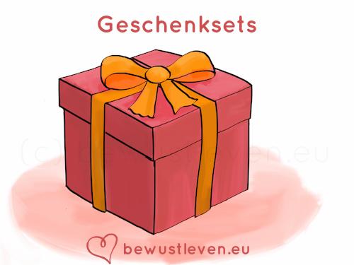 Bewust leven geschenksets - bewustleven.eu