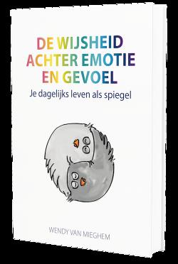 Boek 'De wijsheid achter emotie en gevoel' - bewustleven.eu