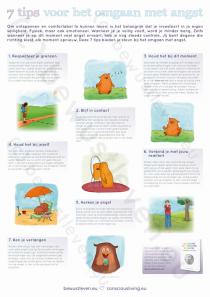 7 tips voor het omgaan met angst