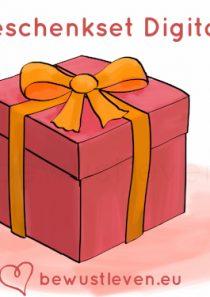 Geschenkset Digitaal