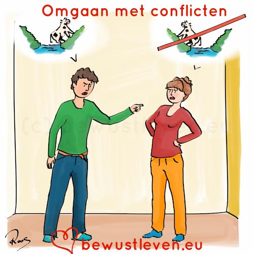 Omgaan met conflicten - bewustleven.eu