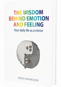 The wisdom behind emotion and feeling – hardcover