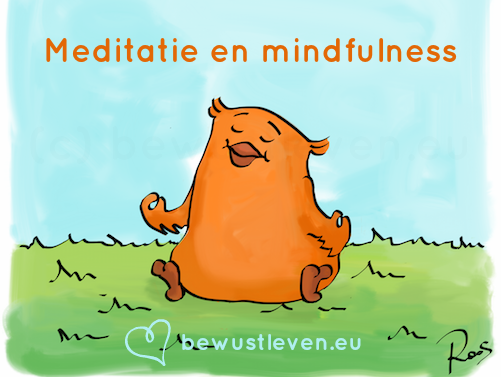 Meditatie en mindfulness - bewustleven.eu