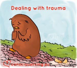 Dealing with trauma - consciousliving.eu