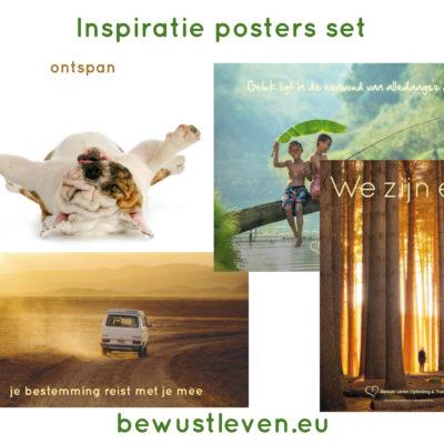 Posterset inspiratie - Wendyvanmieghem.nl