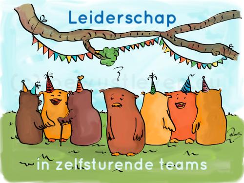 Leiderschap in zelfsturende teams - bewustleven.eu