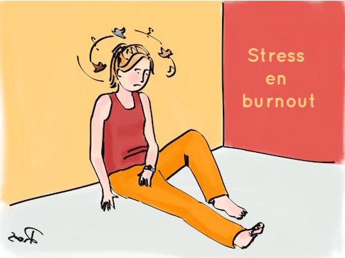 Stress en burnout training voor professionals - bewustleven.eu