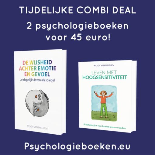 Tijdelijke combi deal - Psychologieboeken.eu