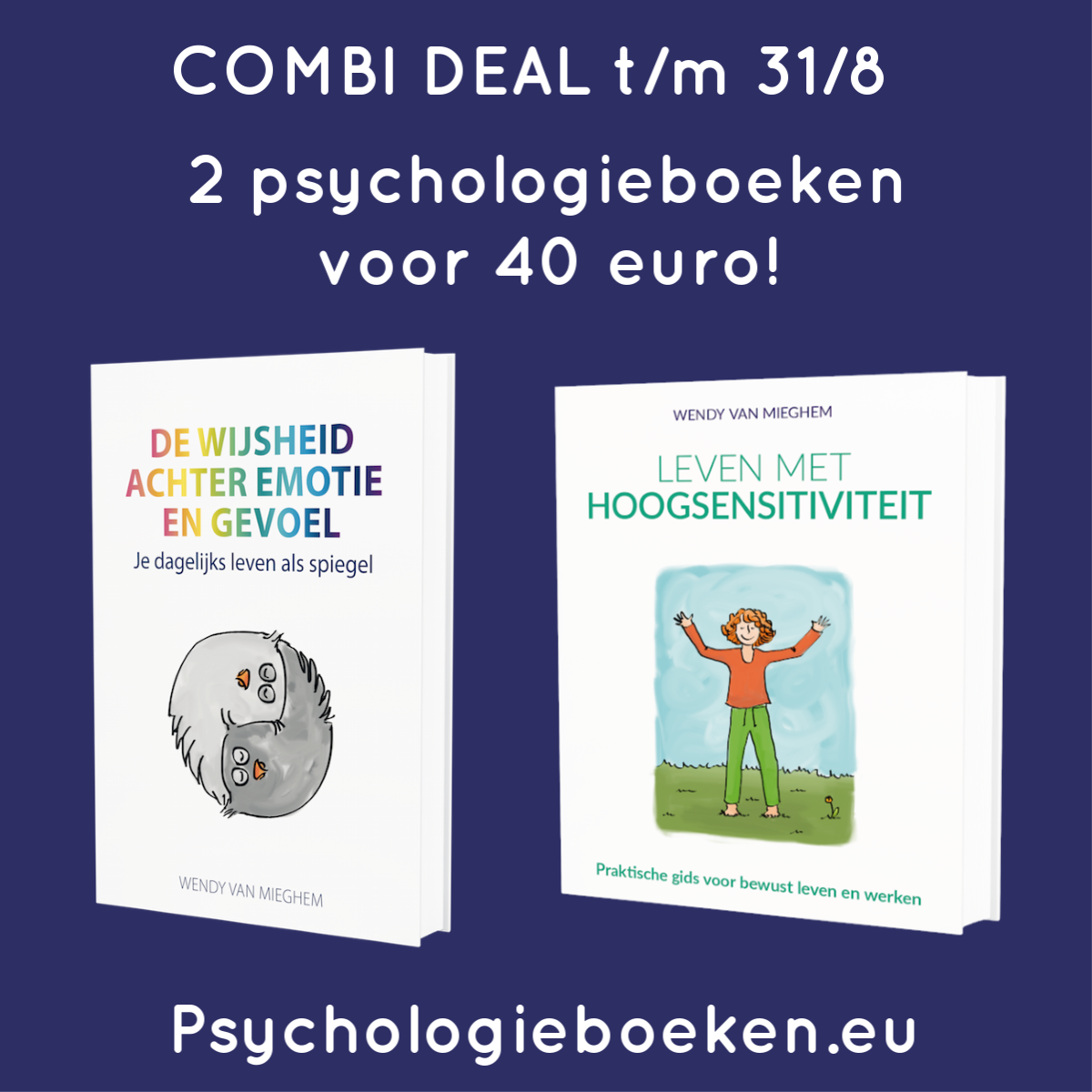 Combi deal - Psychologieboeken.eu