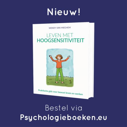 Leven met hoogsensitiviteit softcover - Psychologieboeken.eu