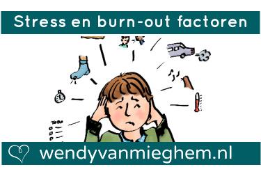 Stress en burn-out factoren - Wendyvanmieghem.nl