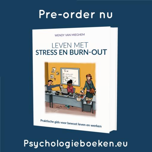Leven met stress en burn-out - Psychologieboeken.eu