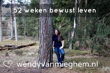 52 weken bewust leven - Wendyvanmieghem.nl