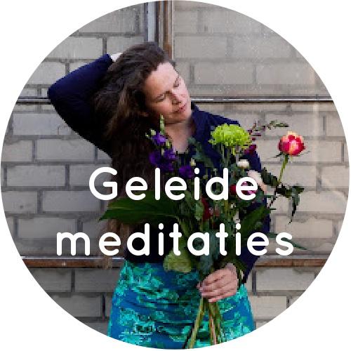 Geleide meditaties = Wendyvanmieghem.nl
