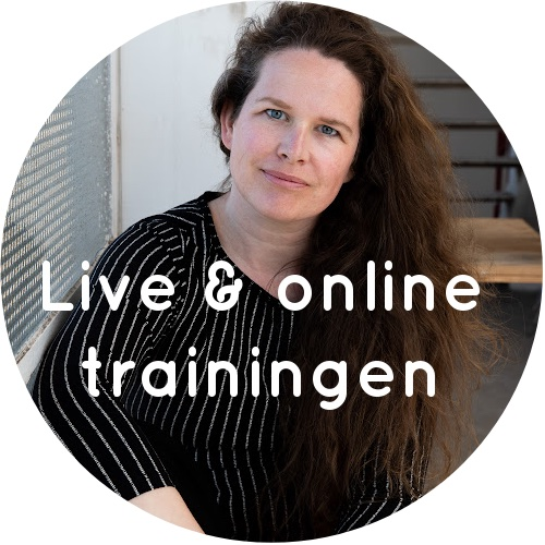Live en online trainingen - Wendyvanmieghem.nl