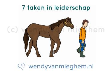 7 taken in leiderschap - Wendyvanmieghem.nl