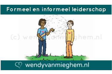 Formeel en informeel leiderschap - Wendyvanmieghem.nl
