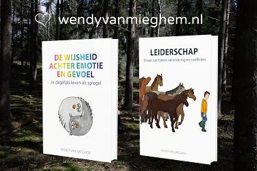 2 handboeken - Wendyvanmieghem.nl