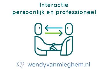 Interactie persoonlijk en professioneel - Wendyvanmieghem.nl