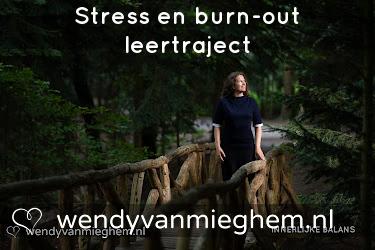 Stress en burn-out leertraject - Wendyvanmieghem.nl